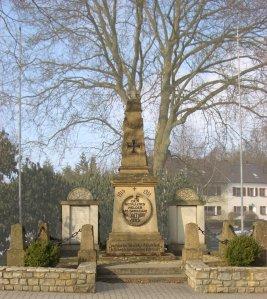 Niedaltdorf-kriegerdenkmal